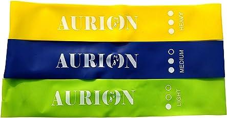 Aurion Resistance Band Set, Youth (Multicolour)