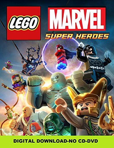 LEGO Marvel Super Heroes (PC)  available at amazon for Rs.450