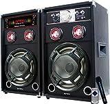 #9: Intex DJ-225 SUFB 2.0 Channel Speaker