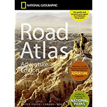 ROAD ATLAS UNITED STATES/CANADA/MEXICO