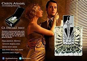 Chris Adams Perfumes CA Dreamz Man 100ml Platinum Collection 2X UNITS