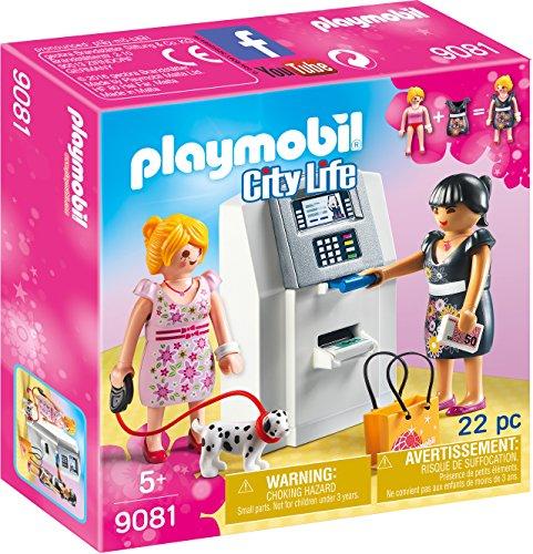 Playmobil- City Life Giocattolo Bancomat Multicolore 9081