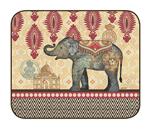 Jason Caravana Elefantes Posavasos–Juego de 6
