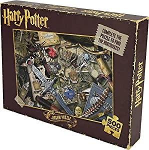 Harry Potter Horcruxes Puzzle