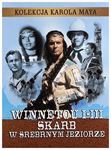 dvd winnetou 1 3 Winnetou - 1. Teil / Winnetou - 2. Teil / Winnetou - 3. Teil / Schatz im Silbersee, Der [Region 2] (Deutsche Sprache)