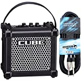 Roland Micro Cube GX amplificateur guitare + keepdrum Câble de guitare 3 m noir