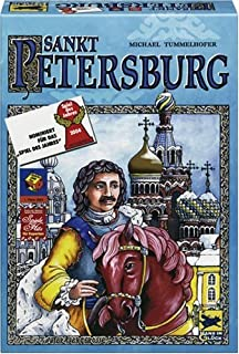 Schmidt Spiele Hans im Glück 48140 - St. Petersburg (B0001FTV5O) | Amazon price tracker / tracking, Amazon price history charts, Amazon price watches, Amazon price drop alerts