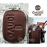 Puro Gaudi Rocks–Housse appareil photo numérique marron
