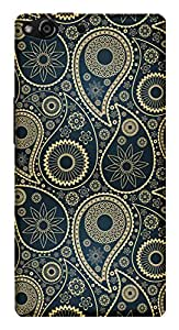 TrilMil Printed Designer Mobile Case Back Cover For Gionee Elife E6