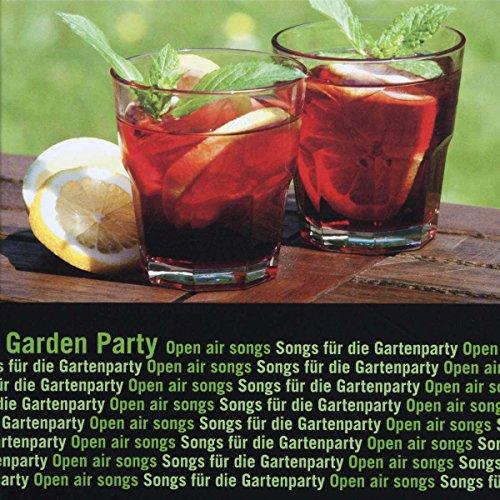 Butlers Garden Party CD Songs für die Gartenparty - 15 Stücke - zusammengestellt von Gottlob + Ostendorf