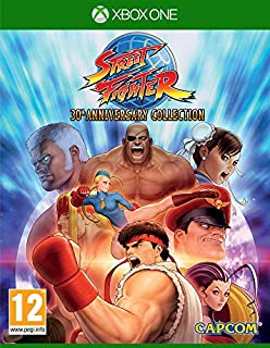 Street Fighter 30th Anniversary Collection (B07BF9XQSW) | Amazon Products