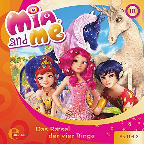 Mio-ring (Folge 18: Das Rätsel der vier Ringe (Das Original-Hörspiel zur TV-Serie))