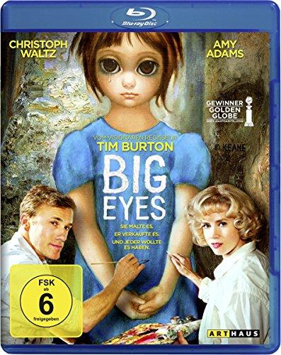 Bild von Big Eyes [Blu-ray]