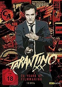 Tarantino XX - 20 Years of Filmmaking [9 DVDs]