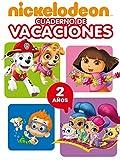 Nickelodeon. Cuaderno de vacaciones - 2 años (Cuadernos de vacaciones de Nickelodeon)