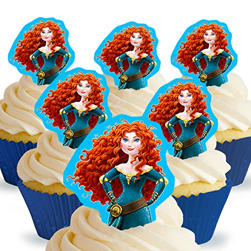 cakeshop-12-x-pre-cut-disney-merida-princess-stand-up-edible-cake-toppers