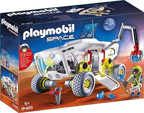 Playmobil 9489 - Mezzo di Esplorazione su Marte