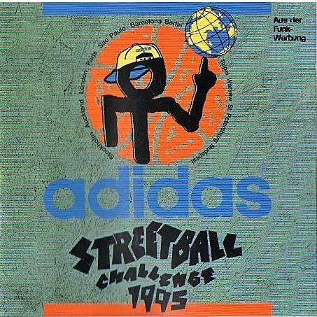 Preisvergleich Produktbild Adidas Streetball Chall.95
