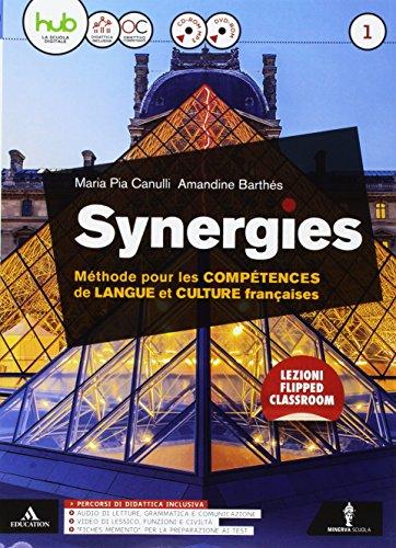 Synergies. Per le Scuole superiori. Con e-book. Con espansione online. Con CD-Audio: 1