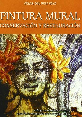 Pintura mural. conservacion y restauracion por Cesar Del Pino Diaz