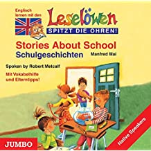 Leselöwen: Stories about school