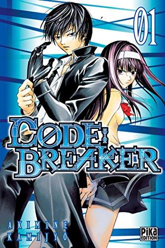 Code:Breaker, Tome 1