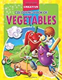 Vegetables (Creative Colouring Books)