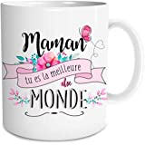 STC Tasse mug meilleure maman du monde - idée cadeau