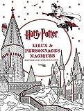 Lieux et personnages magiques: Harry Potter...
