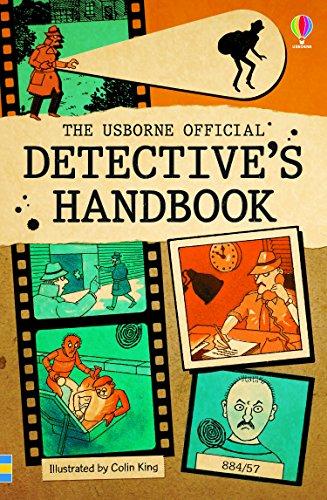 The Official Detective's Handbook (Usborne Handbooks)