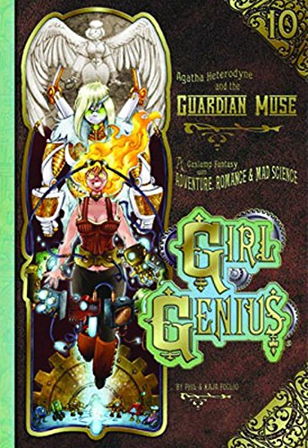 Agatha Heterodyne and the Guardian Muse