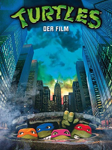 Turtles: Der Film (1990) (Batman Trilogie Kostüm)