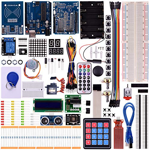Kuman For Arduino RFID - Kit Arranque Unor3 Nano Tutorial