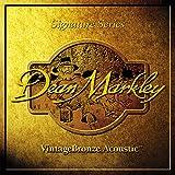 Dean Markley Vintage Bronze 12-String Acoustic Guitar Strings