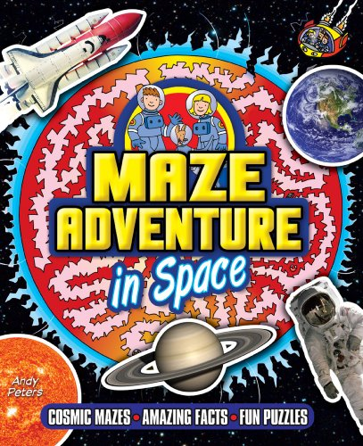 Maze Adventure in Space