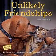 Unlikely Friendships 2014 Wall Calendar