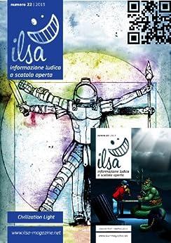 ILSA #21+22 di [La redazione di ILSA]