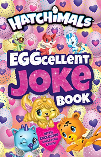 EGGcellent Joke Book (Hatchimals)