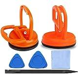 Ventosa de Extractora de Abolladuras - Ventosa Juego de Herramientas para Desmontaje de Abolladuras con Ventosa para Teléfono