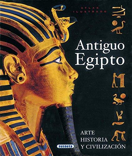 Antiguo Egipto, Atlas Ilustrado por María Cristina Guidotti