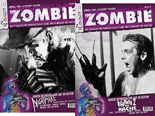 Preisvergleich Produktbild Der Zombie - Doppelpack - Ausgabe 10/11 - NIGHTMARE ON ELM STREET-Special