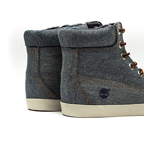 Timberland - Sneaker Donna Blu Denim