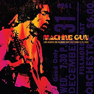 Jimi Hendrix -  Band of Gypsys - live at the fillmore east