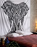 #5: Christmas Gift Elephant Tapestries Psychedelic Wall Hanging Elephant Tapestry Hippie Tapestry Wall Tapestries Bohemian Tapestries Indian Tapestry Wall Hanging