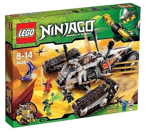 LEGO Ninjago Playthème - 9449 - Jeu de Construction -