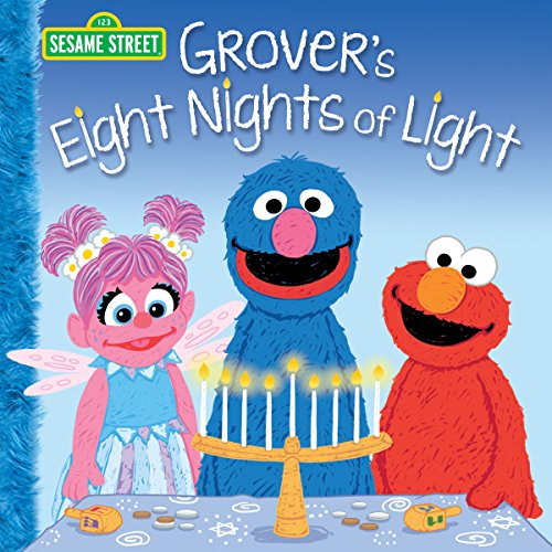 Grover's Eight Nights of Light (Sesame Street) (Pictureback(R)) (English Edition)