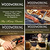 Woodworking: Ultimate Guide of Plans, Projects, Tips, and Woodworking Basics for Beginners