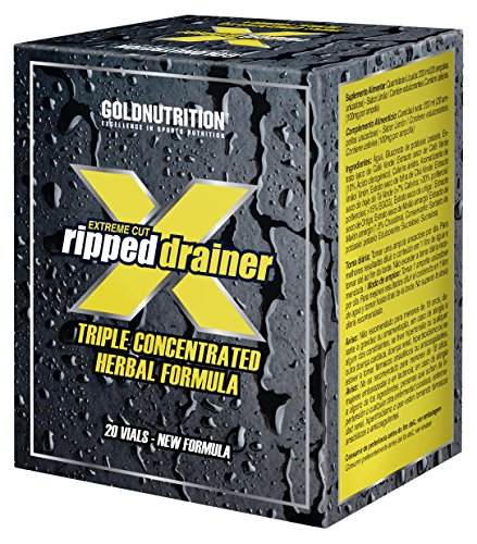 GoldNutrition Extreme Cut Ripped Drainer Drenante