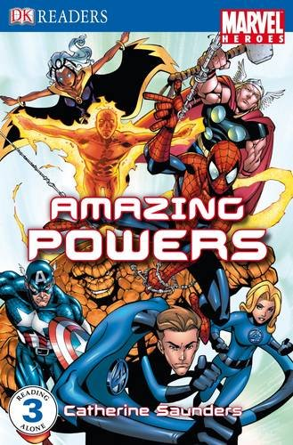 Amazing powers.