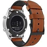 MoKo Bracelet Compatible avec Galaxy Watch 3 45mm/Galaxy Watch 46mm/Gear S3 Frontier/Classic/Huawei Watch GT2 Pro/GT 2e/GT2 4